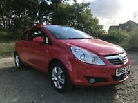 Vauxhall Corsa 3dr Energy 1.0 50000 miles