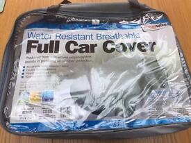 Winter car cover - medium size
