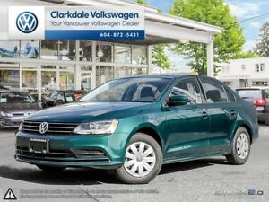 2017 Volkswagen Jetta Sedan 4dr 1.4 TSI Auto Trendline+