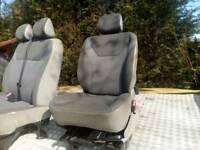 Vauxhall Vivaro drivers seat in good condition