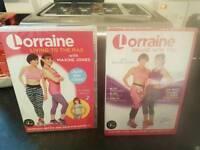 X2 workout dvds