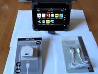 KINDLE FIRE HD 7 - 12 GB. TOUCHSCREEN In Excellent Condition/Working Order. No Marks or Cracks