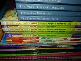 34 Childrens books excellent condition