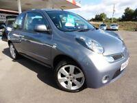 Nissan Micra N-TEC (grey) 2010