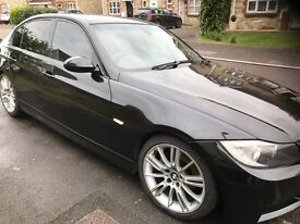 Blacked out BMW full service history mot till October runflat tyres
