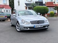 Mercedes-Benz CLS 3.0 CLS320 CDI Coupe 4dr Diesel 7G-Tronic (200 g/km, 223 bhp)