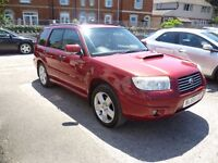 Subaru Forester 2.5 Turbo XT manual