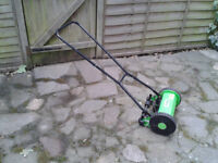 The Handy Hand-propelled Lawnmower FREE LOCAL DELIVERY