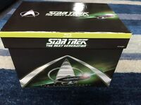 Star Trek the next generation the complete box set on blu ray