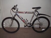 "Aluminium Ammaco Sabotage 22"" Hardtail Mountain bike (will deliver)"