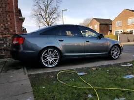 Audi a6 c6 le mans edition