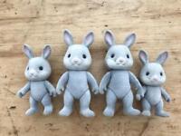 Sylvanian Families various figure sets