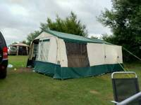 Conway Camargue 4 berth Trailer Tent
