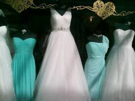 Bridal gown packages