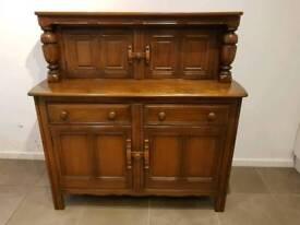 Ercol Buffet Unit, Dresser, Sideboard.