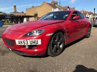 Mazda RX8 as long as it RUNS AND DRIVES up to £800
