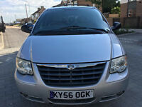 2006 CHRYSLER VOYAGER 2.8 AUTO DIESEL( MERCEDES ENGINE)/vw sharan/ford galaxy/toyota lucida/previa