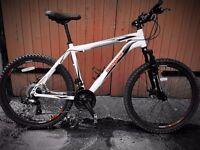 Mongoose vanish mountain bike