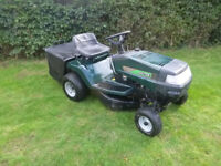 Hayter 13 HP Ride on Lawn Mower / Garden Tractor