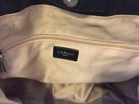 Original L.K Bennett black women's handbag