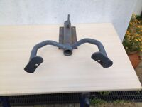 VW beetle air-cooled engine stand