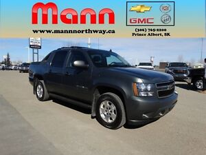 2011 Chevrolet Avalanche LT-Dual Climate Control, Rear View Came