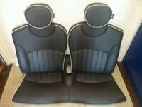 Mini cooper lounge leather seats