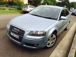 2005 Audi A3 6 Speed Auto Sports Low Km Logbooks Mags 2Keys 4 Cyl Sutherland Sutherland Area Preview