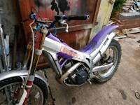 Beta 250 Trial bike of swap