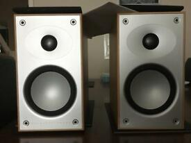 Mordaunt Short 902i speakers