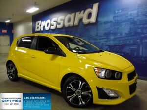 2015 CHEVROLET SONIC 5 RS RS