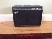 Fender Frontman 212R 100-Watt 2x12-Inch Guitar Combo Amp - Black