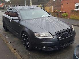 Audi a6 tfsi sline