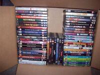 115 dvds - Films