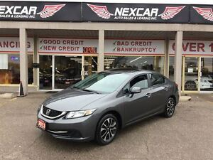 2013 Honda Civic EX AUT0 SUNROOF BACK UP CAMERA 90K