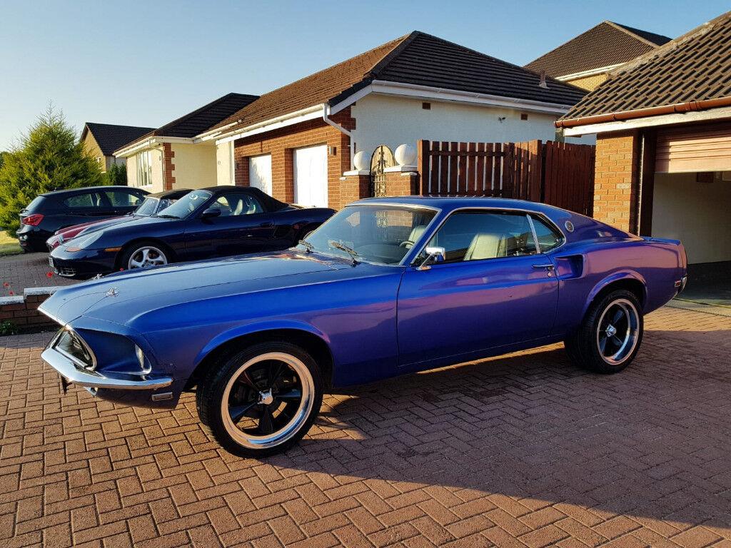 1969 Gumtree Ford Mustang