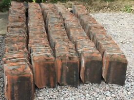Clay Pan Tiles Approx 860