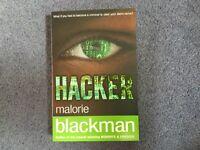 Malorie Blackman: Hacker