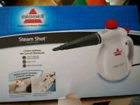 Bissel STEAM CLEANER (NEW) HANDHELD, STEAM SHOT