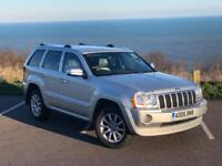 Jeep Grand Cherokee OVERLAND 3.0 CRD