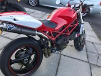 Ducati s4 monster (custom)