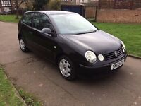 Volkswagen Polo 1.2 E 3dr, 6 MONTHS FREE WARRANTY, FULL SERVICE HISTORY