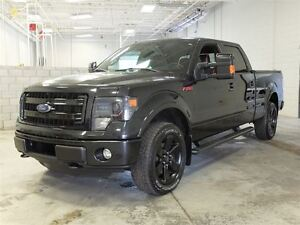 2013 Ford F-150 FX4 DECOR ECOBOOST 4X4 NAVI TOIT CUIR TOW PACKAG
