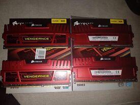 Corsair vengance DDR3 16GB ram