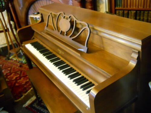 """Sohmer 34"""" Upright Studio Piano 34GW"""
