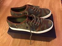 Genuine Ralph Lauren shoes camouflage