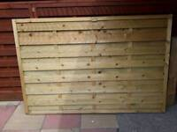 Fence panal