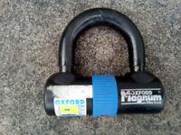 Oxford magnum disc lock