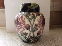 Moorcroft - Chrysanthemum Ginger Jar 769/6
