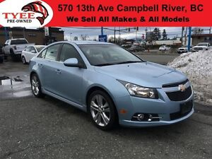 2011 Chevrolet Cruze LT RS Package 1 Owner Accident Free